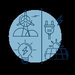 Technische Übersetzungen deutsch-englisch für Energie - Icon