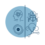 Technische Übersetzungen deutsch-englisch für Cloud Computing /AI - Icon