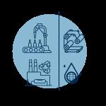 Technische Übersetzungen deutsch-englisch für Prozessindustrie- Icon